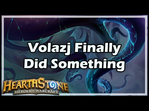 [Hearthstone] Volazj Finally Did Something