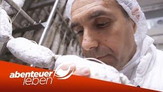 Das Geheimnis der beliebtesten Salami Italiens: Cacciatore | Abenteuer Leben | kabel eins