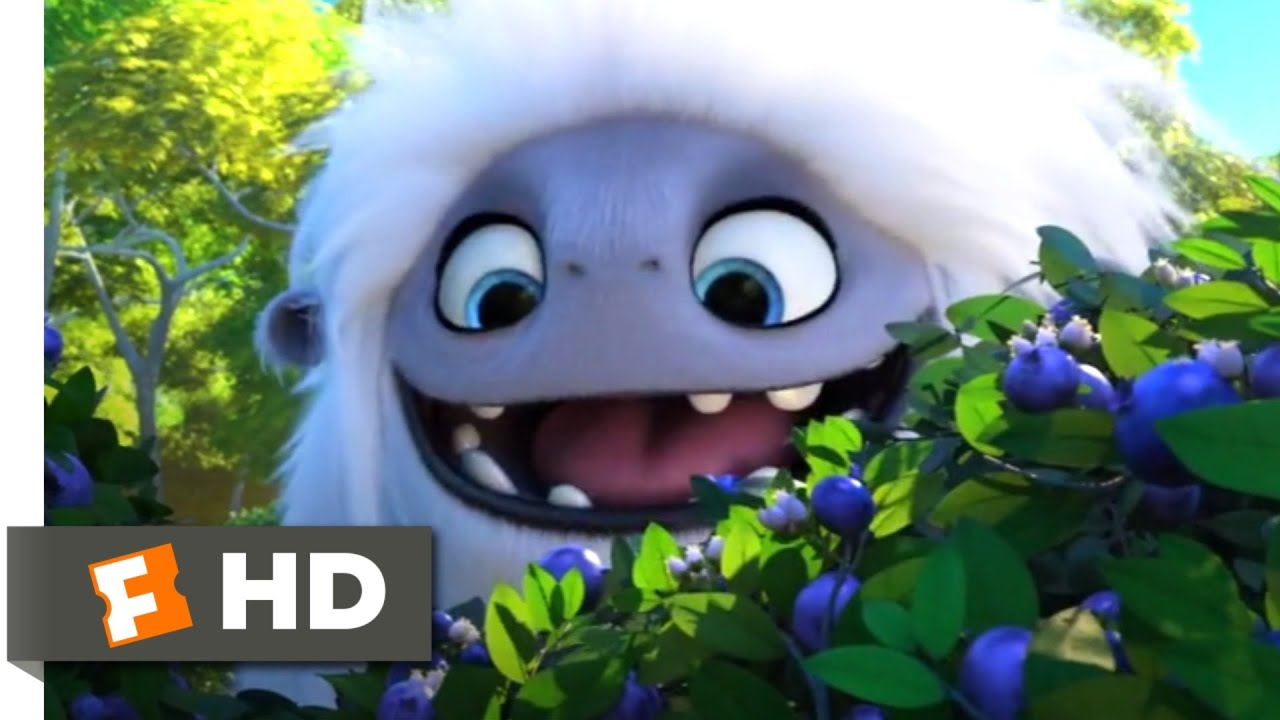 Abominable (2019) - Blueberry Bombs Scene (3/10) | Movieclips
