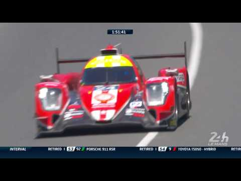 2017 24 Hours of Le Mans - Race hour 23 - REPLAY