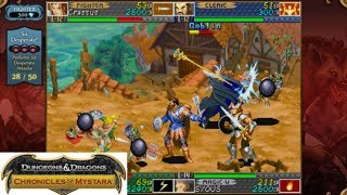 DUNGEONS AND DRAGONS: CHRONICLES OF MYSTARA (PC / Arcade) || Review / Análisis en Español