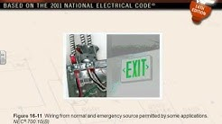 Emergency, Legally required & optional stand by systems (700,701&702)-EWC-Ch#16-02-27-12.wmv