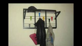 Toonladder Coat Rack - More Info At Vanbinnen.eu.avi