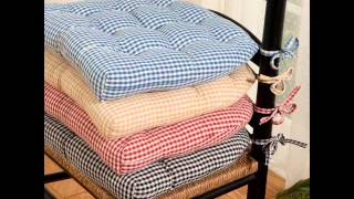 Dining Room Cushions & Chair Pads | Indoor Chair Pads & Cushions - Home Decor