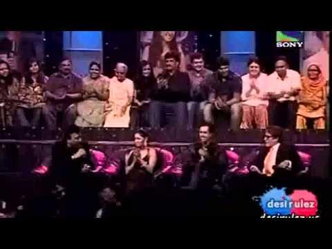 Naushad ali kawa ,Amitabachan,and live Bombay