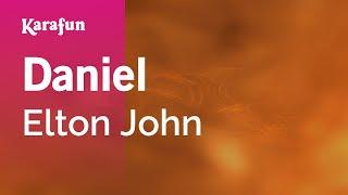 Karaoke Daniel Elton John.mp3