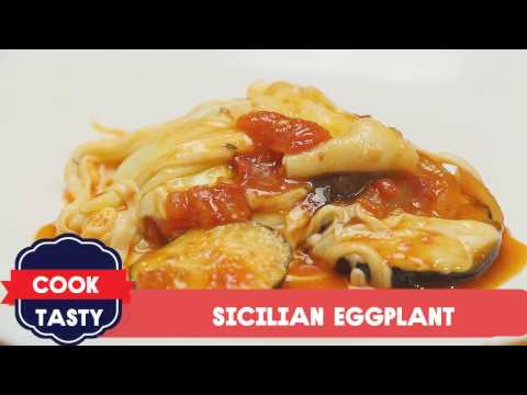 Sicilian eggplant - an unforgettable taste and refinement of southern Italy