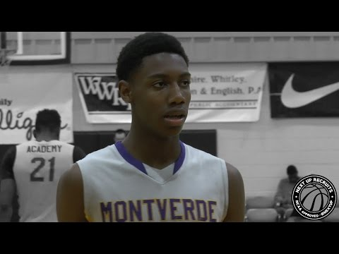 """Rowan """"RJ"""" Barrett is the BEST Freshman in the Country - Canadian Phenom SHINES at City of Palms"""