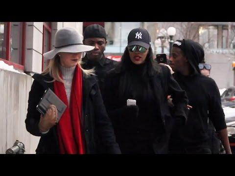 'I was so scared': Rihanna lookalike on her ultimate prank