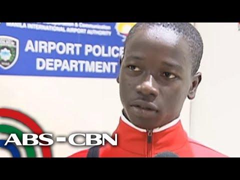 Bandila: African football player, naging palaboy sa NAIA dahil sa pekeng imbitasyon