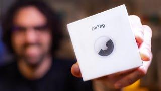 AirTag - rozbalený, ztracený &nalezený [4K]