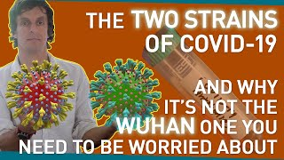 The Two Strains of Covid-19: And Why it's Not the Wuhan One You Need To Be Worried About