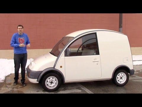 Nissan S-Cargo: тест ходовых характеристик и обзор вождения