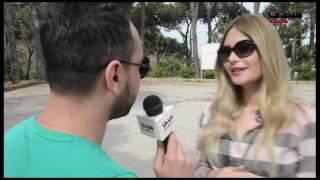 """بالفيديو: رامي عياش وزوجته يتحدثان للمرة الأولى عن طفلهما """"ارام"""""""