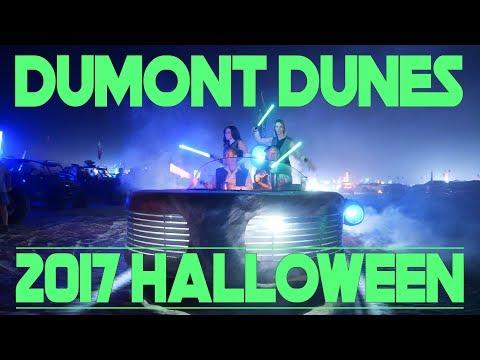 Dumont Dunes Halloween 2017 [4k]