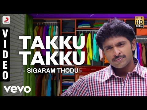 Sigaram Thodu - Takku Takku Video | Vikram Prabhu | D. Imman