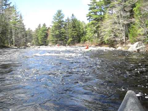 Machias River, Maine - North of the Airline