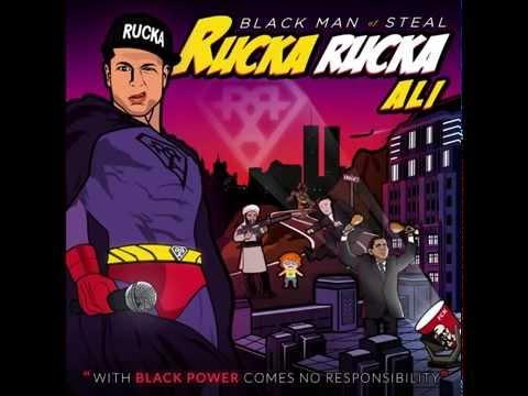 Rucka Rucka Ali  - BLACK MAN OF STEAL 2015 NEW ALBUM HD