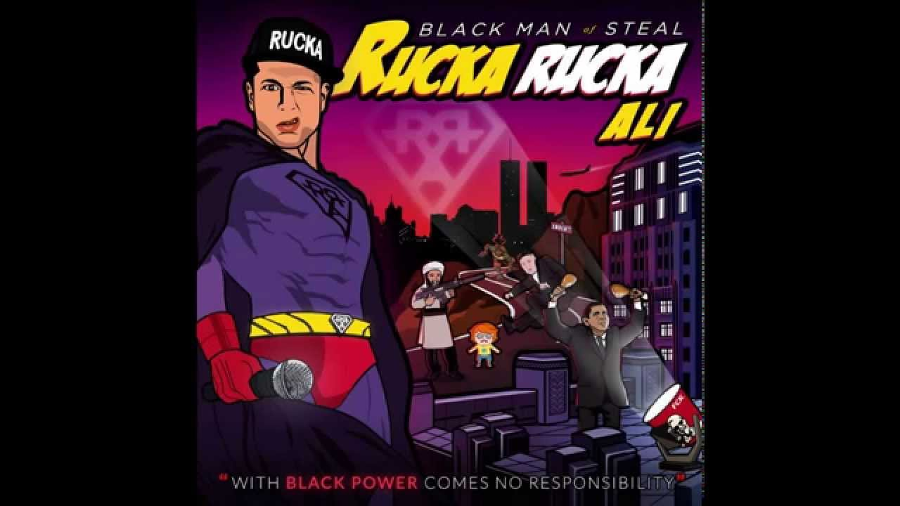 Rucka Rucka Ali - Black Man Of Steal 2015 New Album Hd -2574
