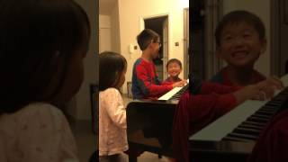 Kentville kindergarten School Song 根德園校歌