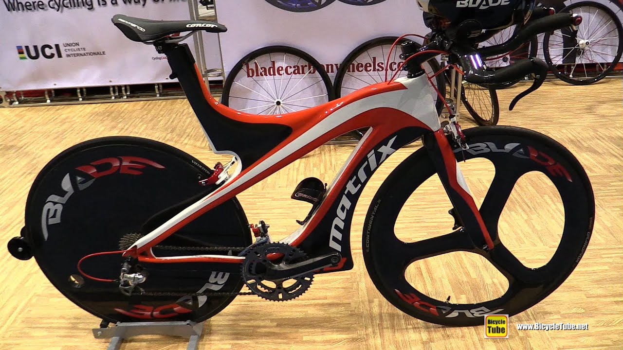 2016 matrix f18 triathlon bike with blade wheels. Black Bedroom Furniture Sets. Home Design Ideas