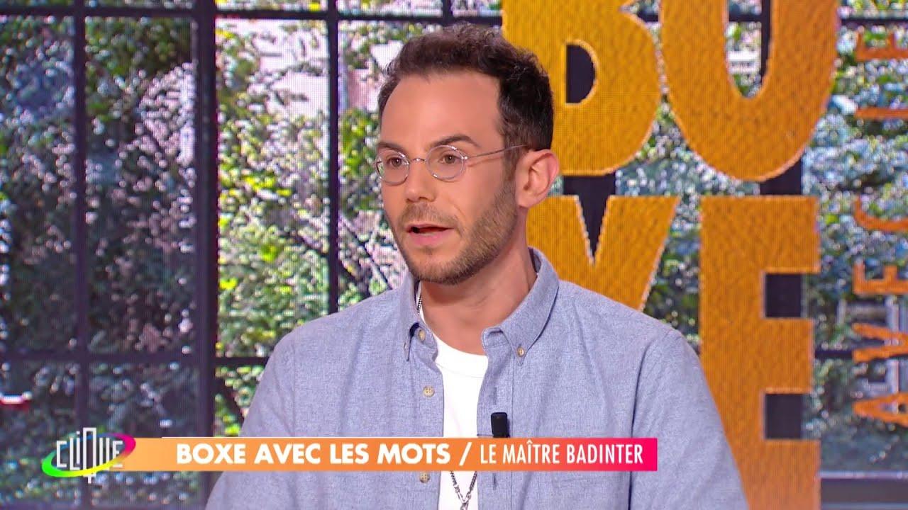 Clément Viktorovitch : Le maître Badinter - Clique - CANAL+