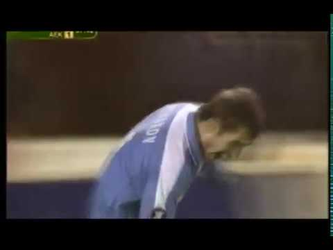 The best of Alexander Kerzhakov from 2001 to 2008 - PART 2