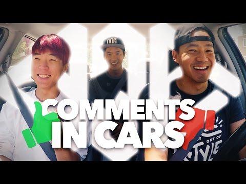 "COMMENTS IN CARS - ""BgA"" ft. JuNCurryAhn"