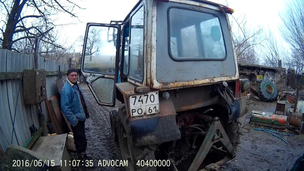 Тюнинг трактора т 25 своими руками фото 916