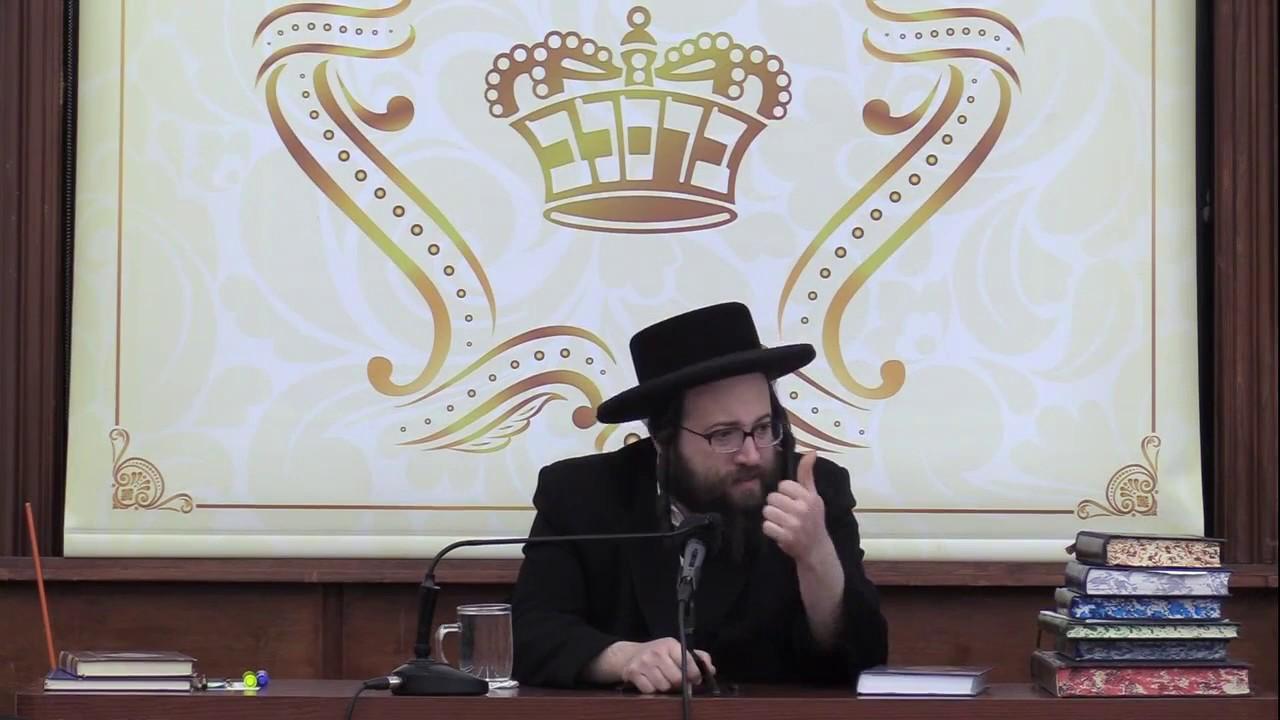 ר' יואל ראטה - א געשמאקע שבת טיש - ה' בא תשע''ט לאברכים - R' Yoel Roth