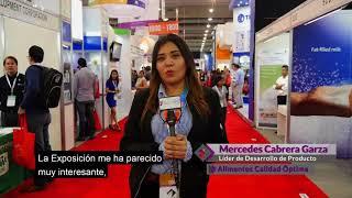 Food Tech Summit & Expo 2017 - Testimonio Pase Dorado – Alimentos Calidad Óptima