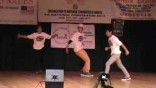 Nepali Hip Hop Dance Crew from USA (Colorado) choreograph by Ayous Chamling in mix remix songs