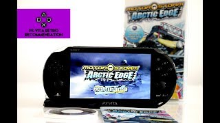 Motorstorm Arctic Edge - PS Vita Retro Recommendation