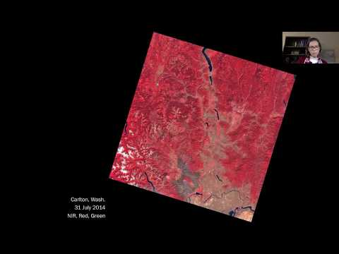 NSN Webinar: Looking at Earth From Space (Landsat Style)