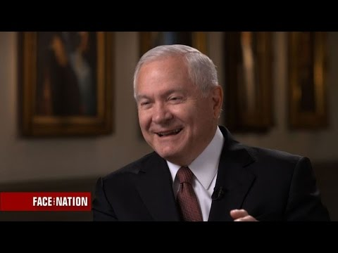 Robert Gates on the president's improvisational approach
