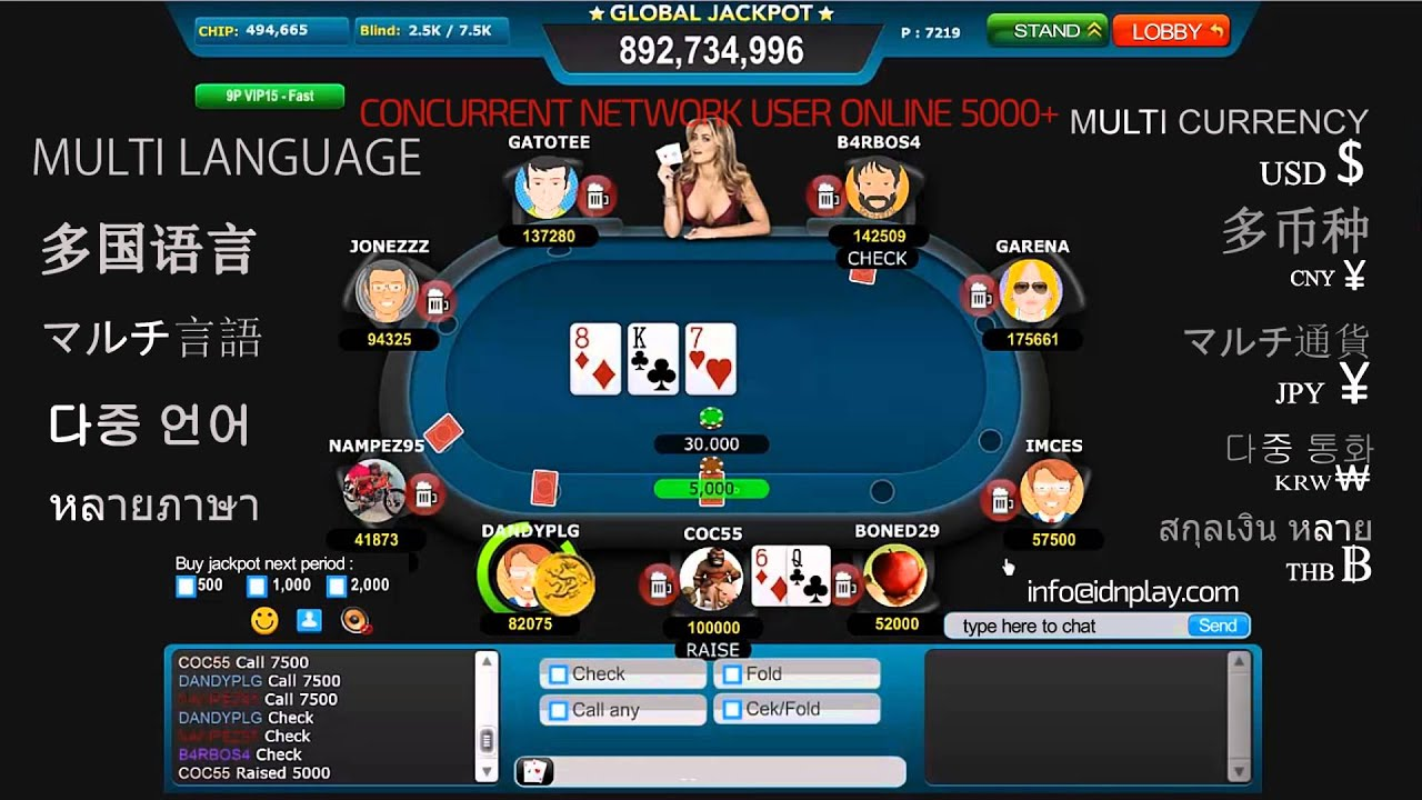 IDN POKER - YouTube