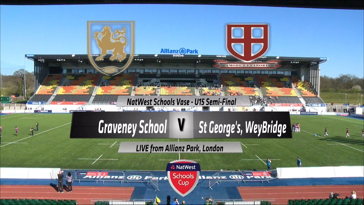 graveney school vs st georges college weybridge highlights