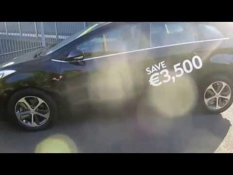 2015 Hyundai i30 Tourer 1.6 CRDi Deluxe Brian Doolan www.hondacentre.ie