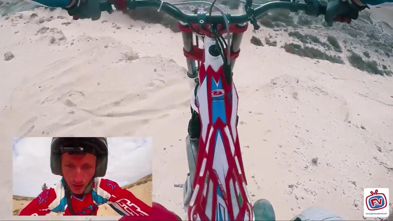 Trial Fuerteventura (GOPRO version) con Yuri Ballesio