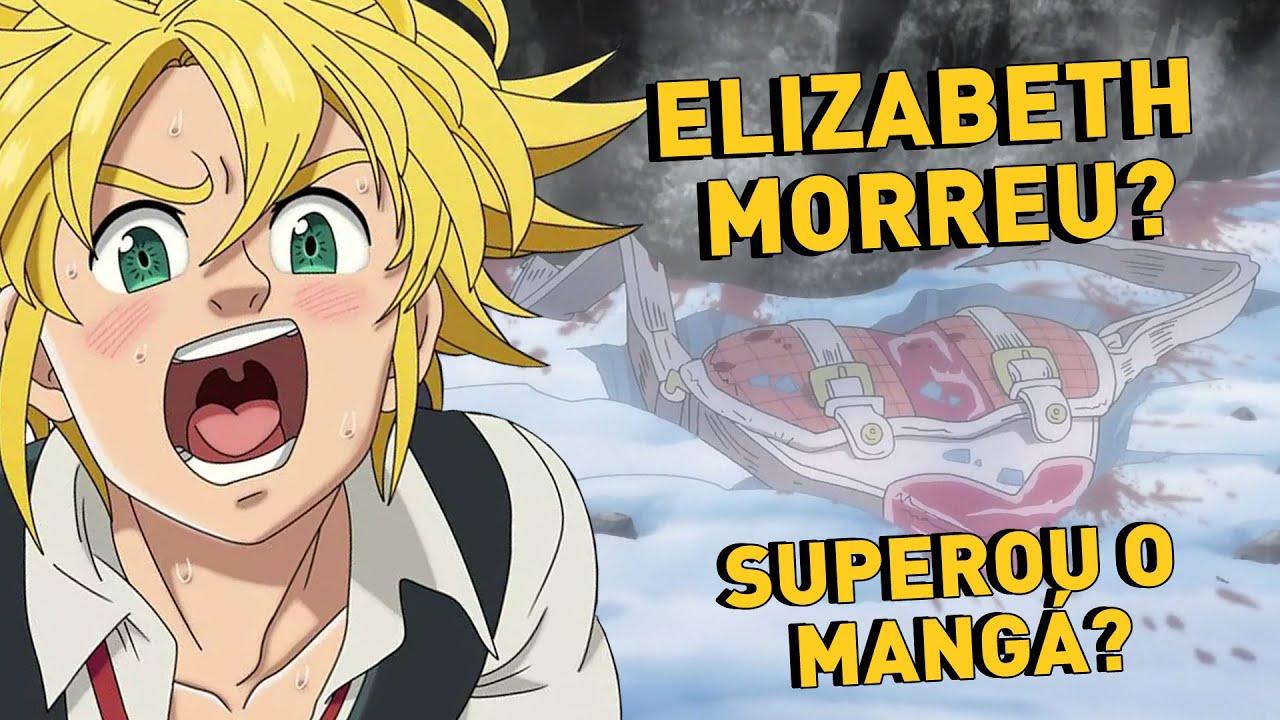 EPISODIO 14 SUPEROU O MANGA? ELIZABETH MORREU? /ANALISE NANATSU NO TAIZAI EPISODIO 14 !