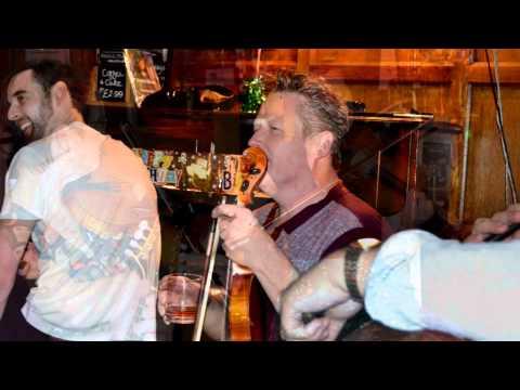 Irish session at The Bell Inn, Nottingham