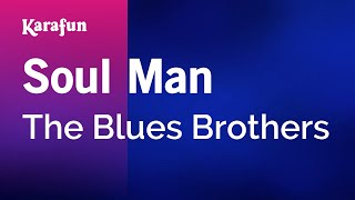 Karaoke Soul Man - The Blues Brothers *