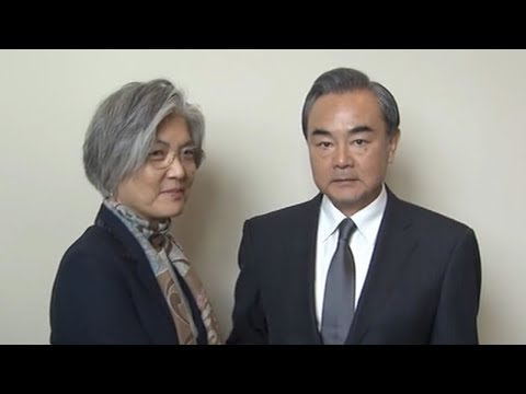 Chinese FM Wang Yi discusses THAAD and Korean Peninsula tensions with ROK counterpart