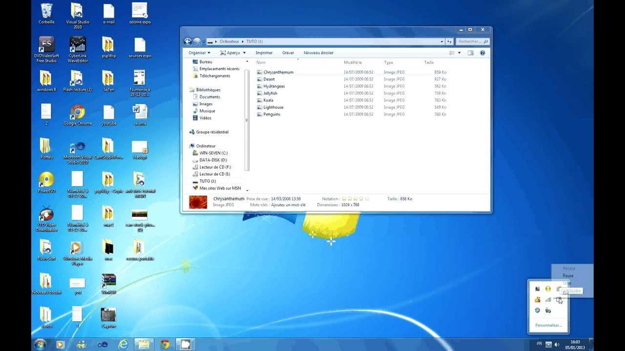 Les nouvelles photos et vidéos se trouvant sur votre PC Windows sont automatiquement chargées dans Photos iCloud pour vous permettre d'y accéder sur votre iPhone, iPad, iPod touch et Mac, ou à l'adresse iCloud.com. Les nouvelles photos que vous prenez sont automatiquement téléchargées à...