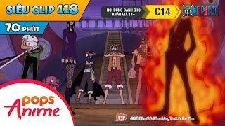 One Piece Siêu Clip Phần 118 - Những Cuộc Phiêu Lưu Của Luffy Và Băng Mũ Rơm - Hoạt Hình Đảo Hải Tặc