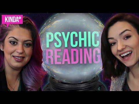 PSYCHIC TAROT READING w/ NATASHA! | KindaTV