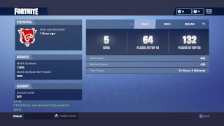 Fortnite *NEW GAMEMODE* Getting dubs 45+ Wins