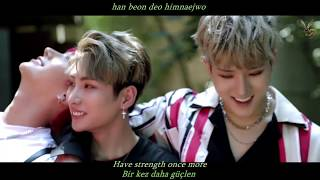 (Türkçe Çeviri/Altyazılı) IN2IT (인투잇) - Run Away lyrics(Eng/Tr/Rom)