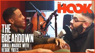 How Reggie Yates Found His True Calling By Making Documentaries | The Breakdown with Jamali Maddix