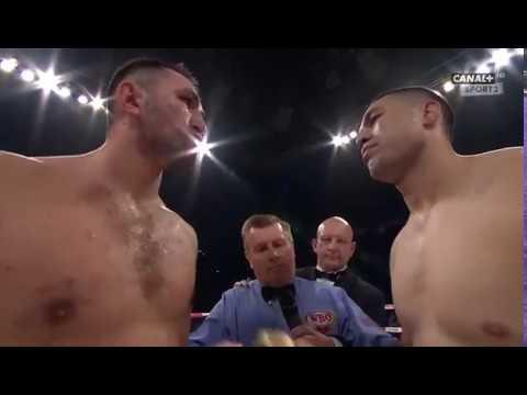 Joseph Parker vs. Hughie Fury. HD / Джозеф Паркер - Хьюи Фьюри
